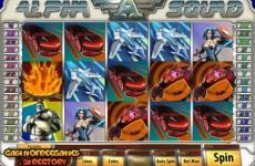 Alpha-Squad-Slot
