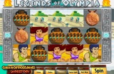 Legends-of-Olympia-Slot
