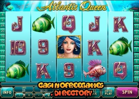 free slots of atlantis