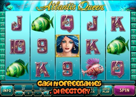 Atlantis Queen Slot Machine Online ᐈ Playtech™ Casino Slots