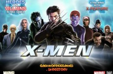 X-Men-Slot