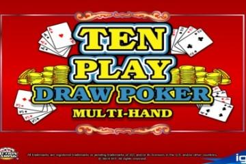 Ten-Play-Draw-Poker-IGT