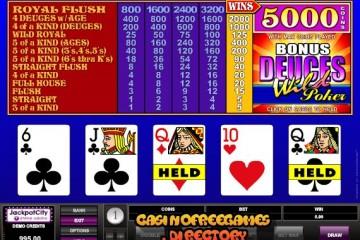 Bonus-Deuces-Wild-Video-Poker