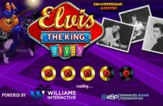 Elvis-the-King-Lives-Slot-WMS