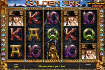 Golden-Ark-Slot-NOVOMATIC