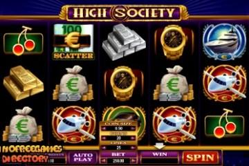 High-Society-Slot
