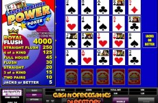 Jacks-or-Better-Power-Video-Poker