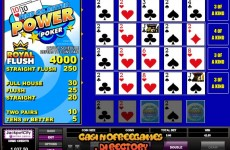 Tens-or-Better-Power-Video-Poker