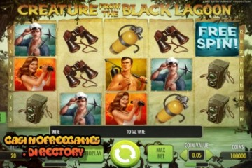 Creature-From-The-Black-Lagoon-slot