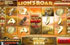 Lions-Roar-slot