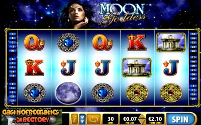 Moon Goddess Slot Machine Online ᐈ Bally™ Casino Slots