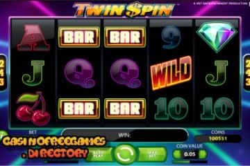 Twins-Spin-Slot