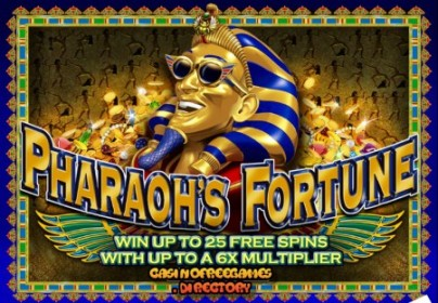 free online slots pharaohs fortune