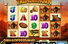 Thunderhorn-Slot