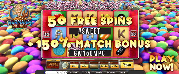 mermaids casino Welcome Bonus