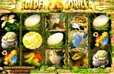 Golden-Gorilla-Slot