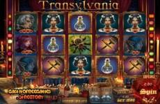 Transylvania-slot