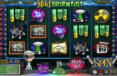 Mad Scientist - SLOTS BETSOFT