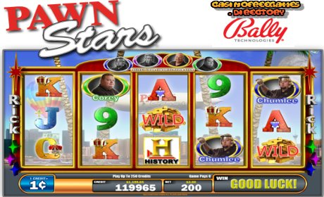 Pawn Stars Slot Machine Online ᐈ Bally™ Casino Slots