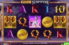 Cash-Stampede-Slot