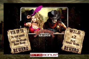 Maverick-Saloon-Slot
