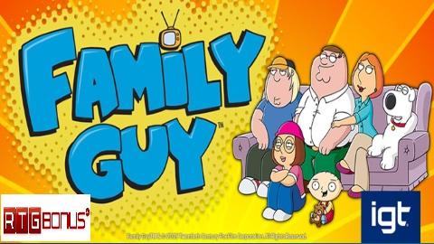 Family Guy Casino Game