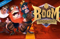 Boom Brothers - NetEnt new Slots
