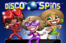 Disco Spins Slot - NetEnt new Slots