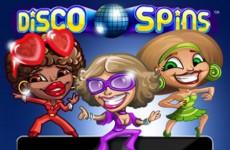 Disco Spins Slot - NetEnt new Slots