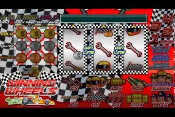 Winning Wheels Slot
