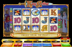 King Arthur slot