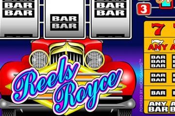 Reels Royce Slot