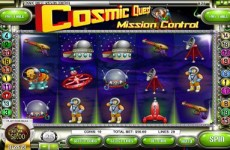 Cosmic Quest I: Mission Control slot