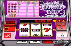 Diamond Progressive slot
