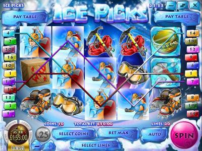Spiele Ice Picks - Video Slots Online
