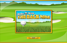 The Back Nine slot