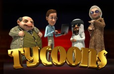 Tycoons slot betsoft