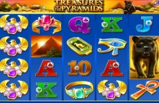 Treasures-of-the-Pyramids-Slot