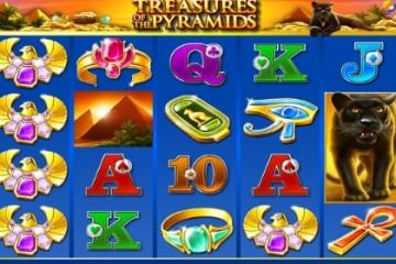 Treasures-of-the-Pyramids-Slot