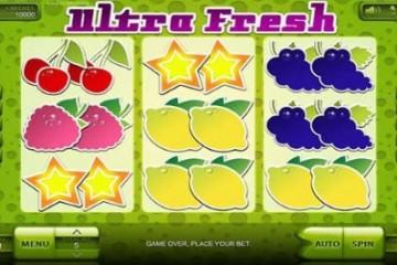 ultra-fresh-slot