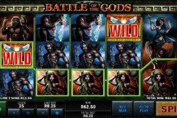 Battle Of The Gods Slots - Free to Play Demo Version