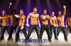 chippendales-slot