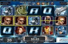 the-avengers-slot