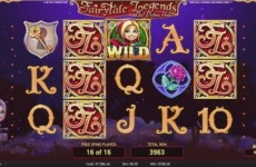 fairytale legends red- riding hood slot