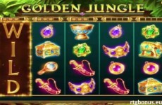 Golden Jungle Slot