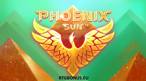 Phoenix Sun slot - wins arise at Casumo casino