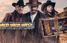 Wild Wild West The Great Train Heist Slot