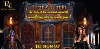 transylvania slot