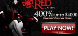 luckyred casino limited offer