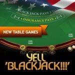 drake new table blackjack game